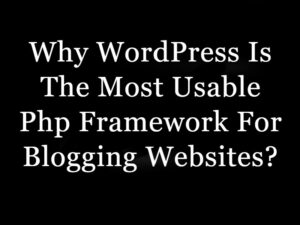 WordPress Blogging Website